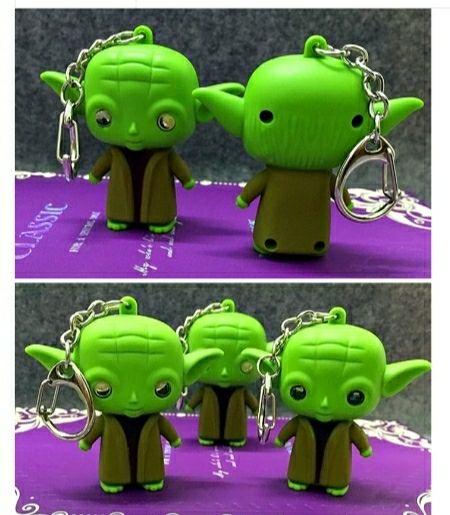 Llavero Yoda