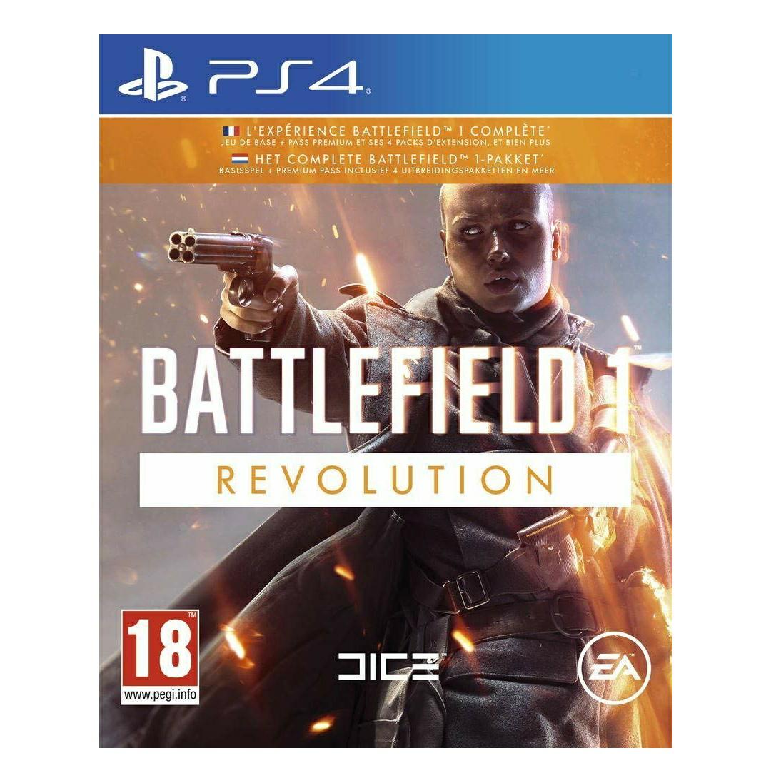 Juego PS4 Battlefield 1 - Edición Revolution
