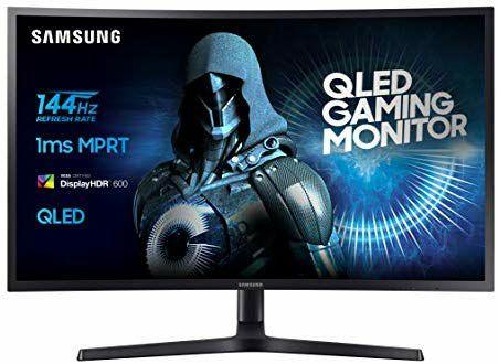 "Monitor Samsung 27"" 2k/Qled/1ms MPRT/144Hz/HDR (Vendedor externo)"