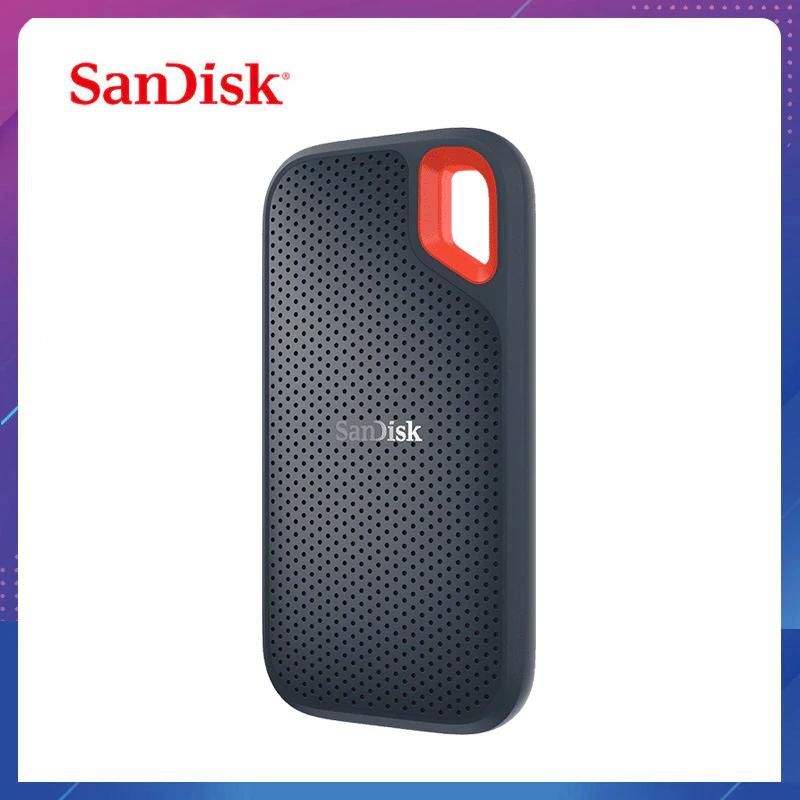 Disco duro SSD externo SanDisk 1TB 500GB 250GB