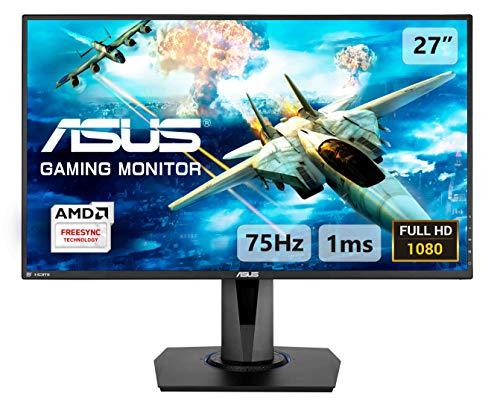 "Asus VG275Q - Monitor  27"" 1 ms, 75 Hz,FreeSync,"