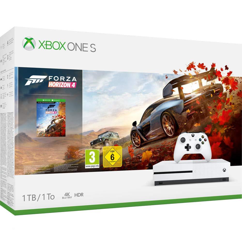 Xbox One S Forza Horizon 4 solo 192€