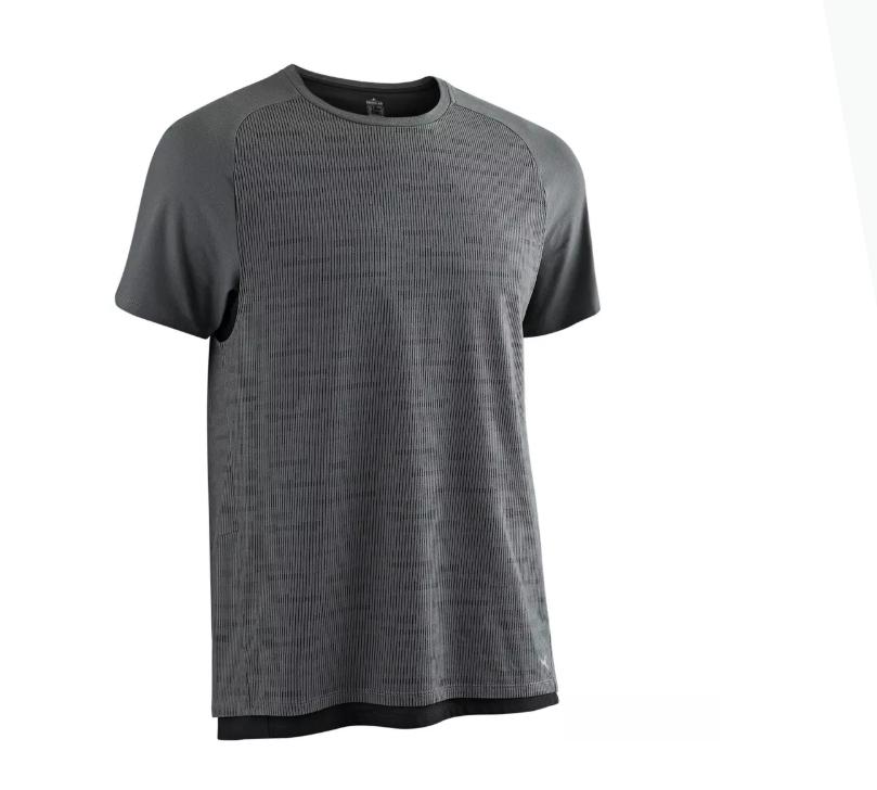 Camiseta de manga corta Domyos