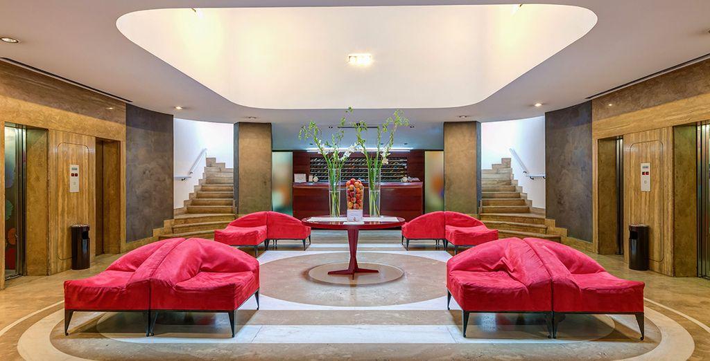 1 noche ITALIA / ROMA Hotel Ripa Roma 4*