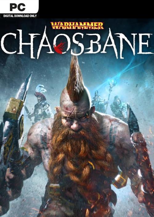 Warhammer Chaosbane PC + DLC