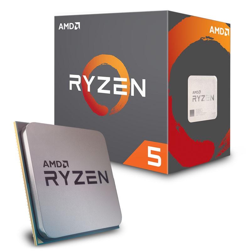 AMD Ryzen 5 1600X 3.6Ghz solo 99.9€