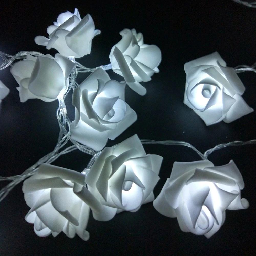 Tira LED de Flores de 1'5M
