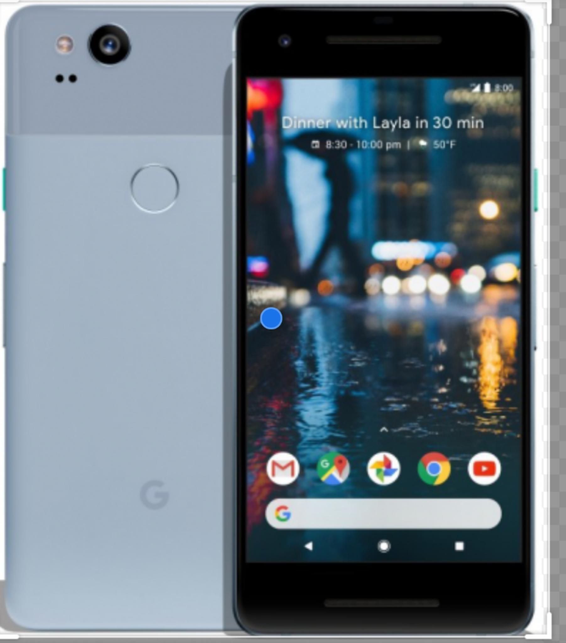 Google Pixel 2 64GB color azul