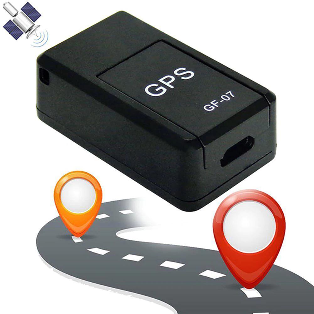 Mini GPS GF07 localizador de dispositivo