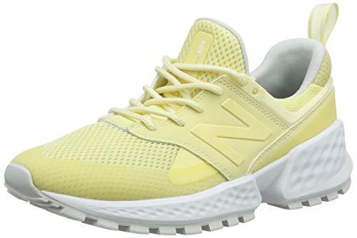 Zapatos mujer New Balance 574 n43 (Amarillo)