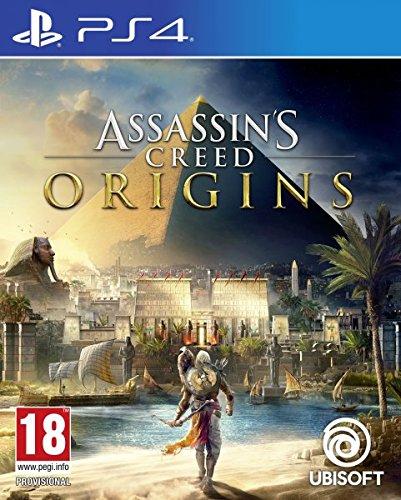 Assassin's Creed Origins [PS4] (Mínimo histórico)