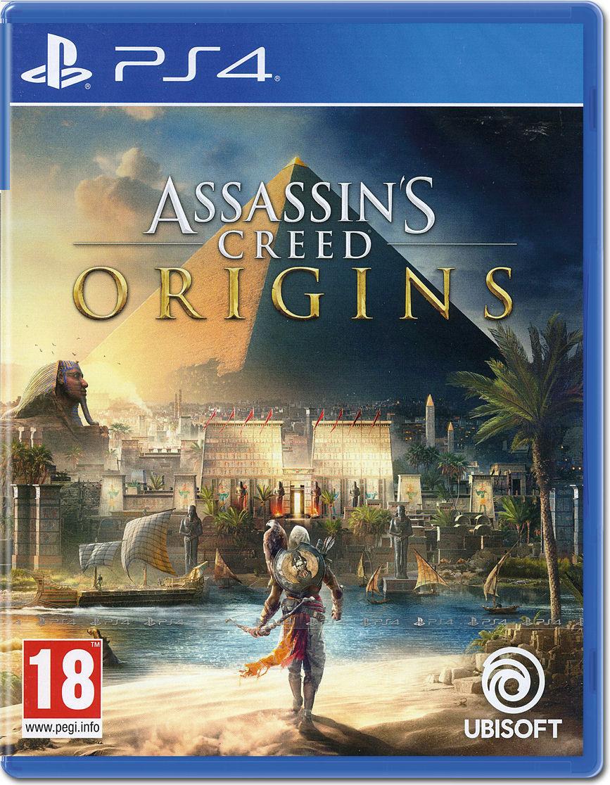 Preciazo histórico: Assassin´s Creed: Origins (Fnac, físico, PS4)