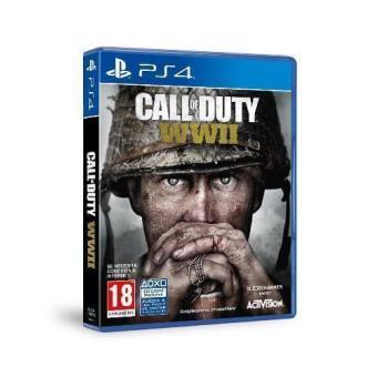 Preciazo: Call of Duty: WWII PS4 (Físico, Fnac)