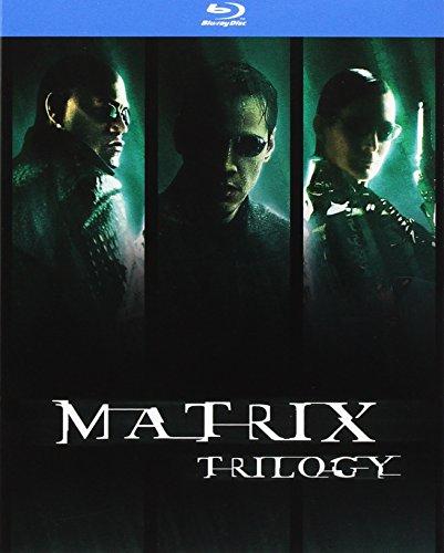 Trilogía Matrix Blu-Ray (Italiano)