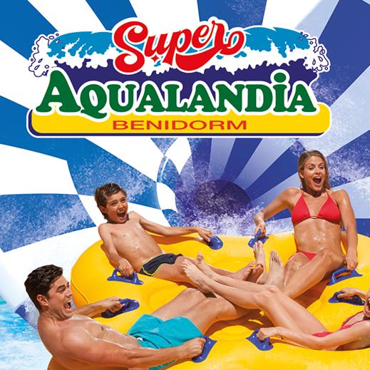 Entradas a Aqualandia fin de semana rebajadas