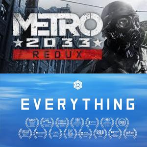 Metro 2033 Redux y Everything GRATIS en Epic Games (próximamente)
