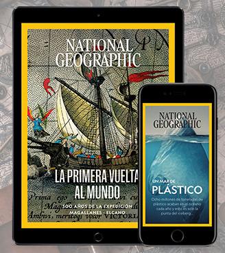 TRAVEL CLUB: 3 Meses de suscripción a la revista digital National Geographic por sólo 5 puntos