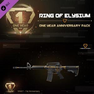 DLC gratis Steam: Ring of Elysium-One Year Anniversary Pack