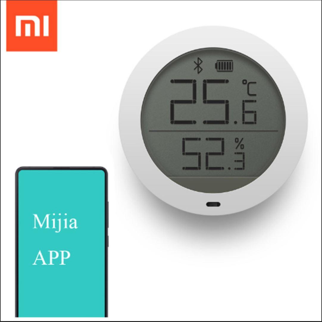 Xiaomi Mijia Termómetro y higrómetro digital por 12,69€