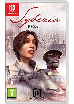 Syberia (Nintendo Switch)