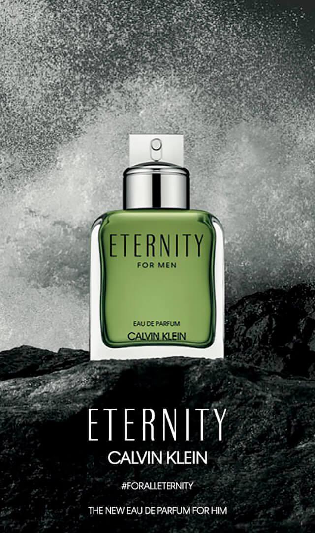 Muestra GRATIS Eternity for men CK