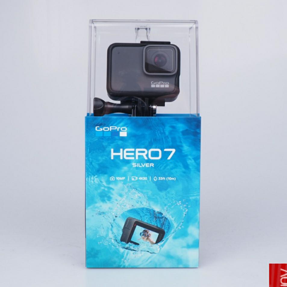 Go Pro hero 7 silver a muy buen precio