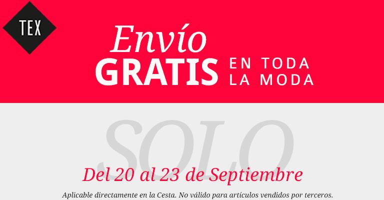 Envío GRATIS+3x2+2ª unidad 70% Toda la moda Carrefour