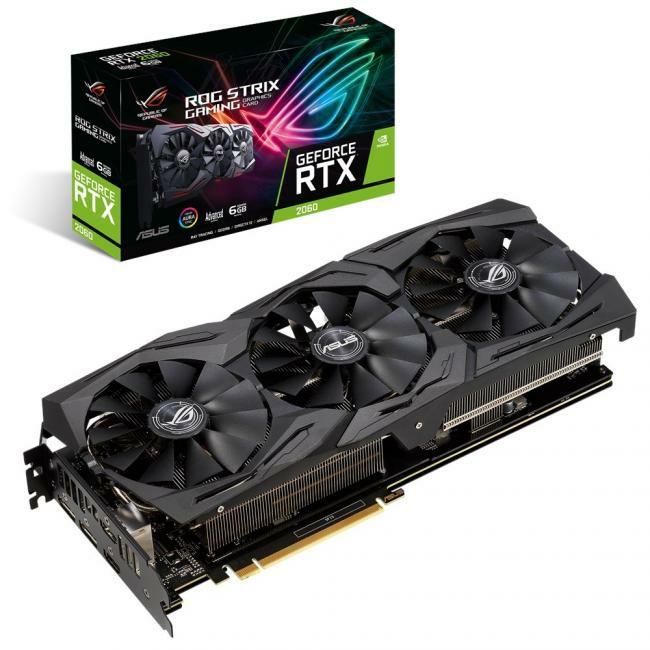 Asus ROG Strix GeForce RTX 2060 Advanced Edition 6GB GDDR6