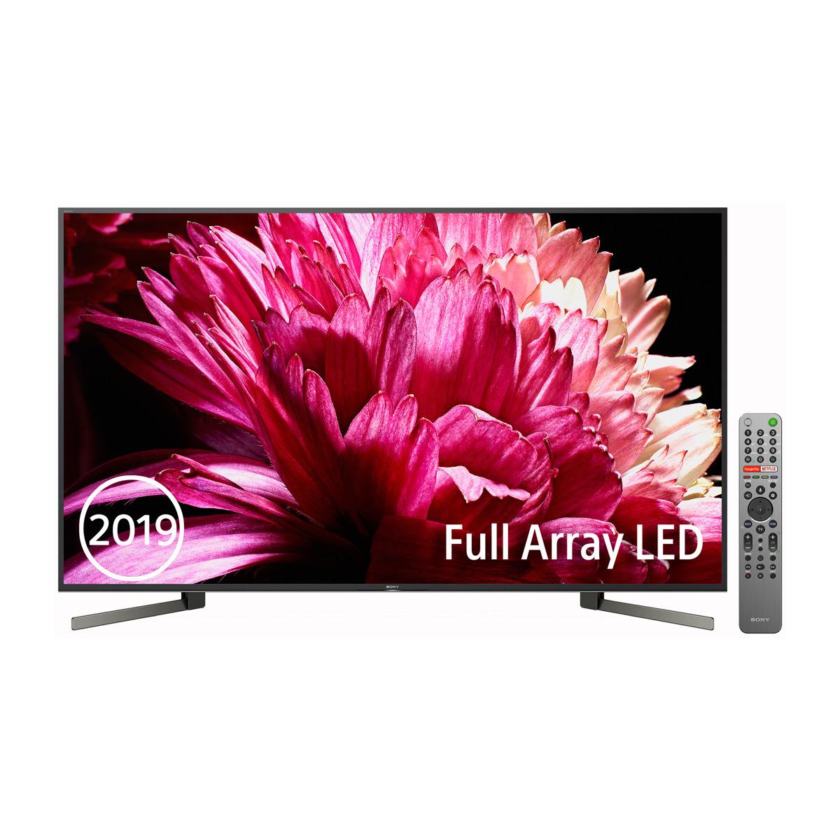 """TV LED 55"""" - Sony KD-55XG9505 4K HDR, Full Array LED"""