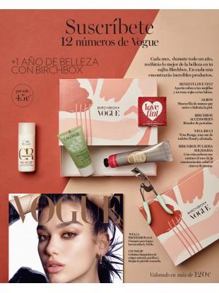 1 año de Birchbox + Vogue 45e