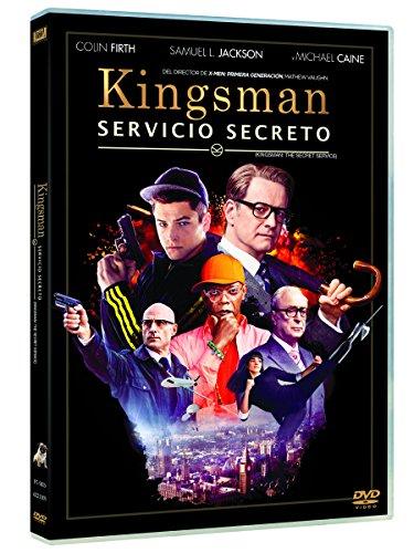 DVD Kingsman: Servicio Secreto