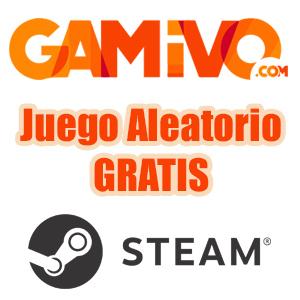 Juego aleatorio gratuito Steam para PC