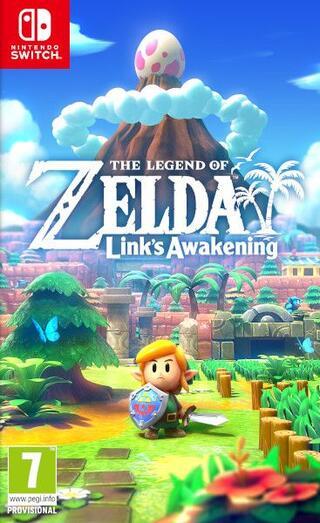 The Legend of Zelda Links Awakening Remake