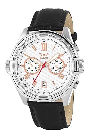 Reloj Aviator Acero inoxidable solo 26.7€