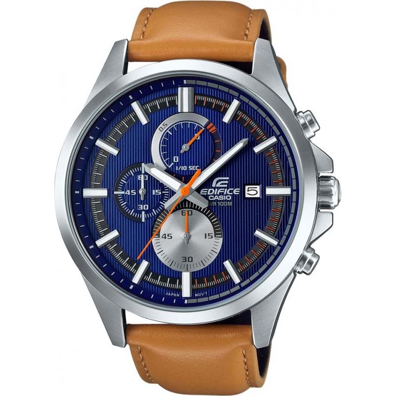 Casio reloj exclusivo para hombre EFV-520L-2AVUEF