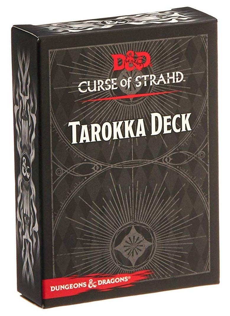 Tarokka Deck - D&D