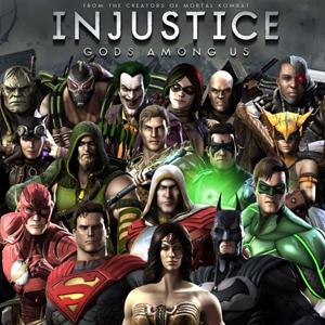 Mínimo histórico: Injustice: Gods Among Us Ultimate Edition (Steam,PC)