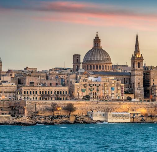Enero Malta 113€/p= 7 noches en hotel 3* con desayuno + vuelos desde Madrid