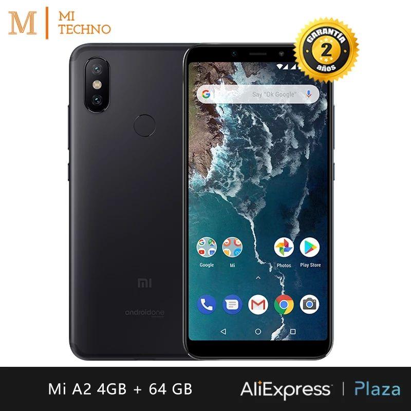 Xiaomi A2 4/64GB desde España