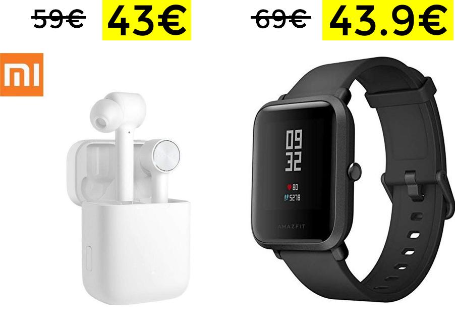 Xiaomi Airdots PRO Bluetooth solo 43€ (desde España)