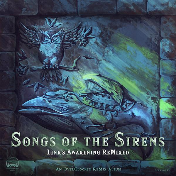 """Álbum tributo al lanzamiento de Zelda: Link´s Awakening """"Songs of the Sirens"""" (GRATIS)"""