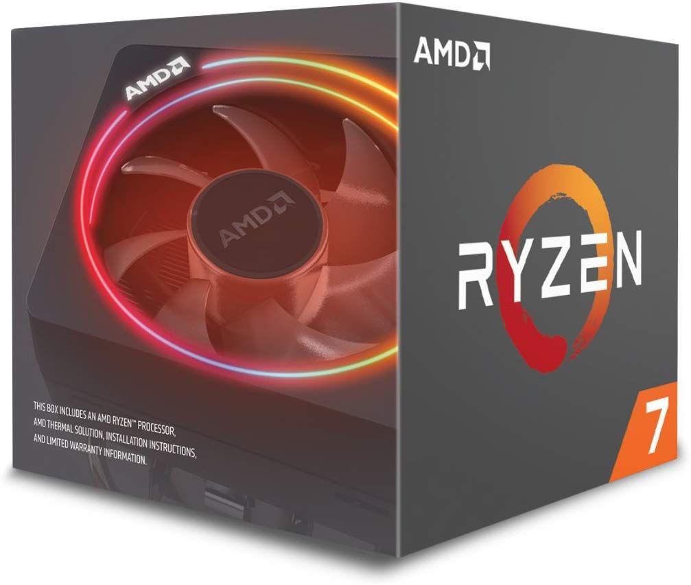 AMD Ryzen 7 2700X 4.30Ghz