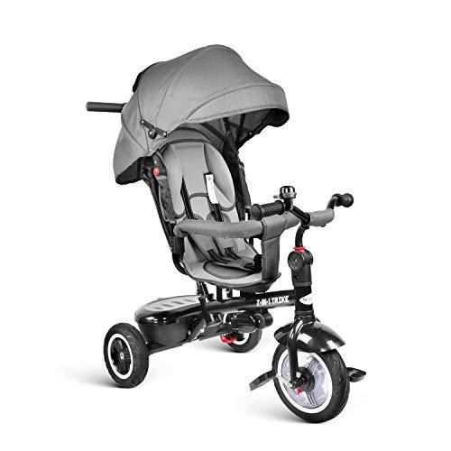 Besrey Triciclos Bebes Triciclo Bebe evolutivo Infantil 7en1 Bicicletas para Bebe