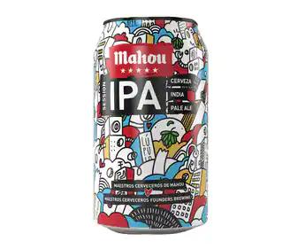 Mahou IPA session a 0.78€