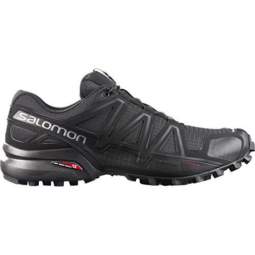 SALOMON Speedcross 4, (T.45-47) Zapatillas de Trail Running para Hombre