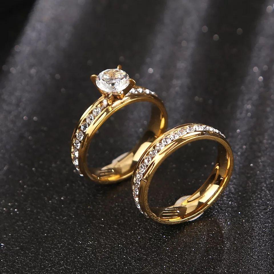 10 anillos de ¿boda? Por 1,66€ (talla 9)