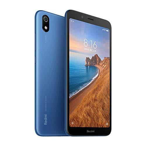 Xiaomi Redmi 7A 2GB RAM 16GB ROM Dual SIM 5.45 '' Octa-Core Procesador, Cámara Trasera de 13MP Cámara Frontal de 5MP (Azul)