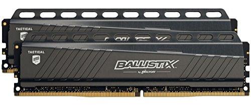 Ballistix Tactical Memoria RAM de 16 GB 2666