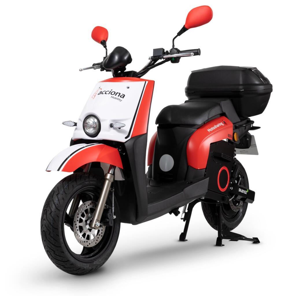 10 MINUTOS ACCIONA moto sharing para todos