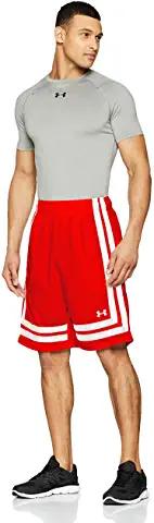 Under Armour UA Baseline 10in Short 18 - Pantalón de Baloncesto Hombre Talla M